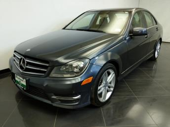 2014 Mercedes-Benz C 300 4MATIC Sport  - 1370037866