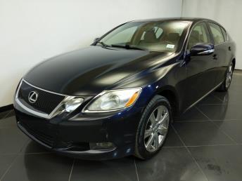 2008 Lexus GS 350  - 1370037870