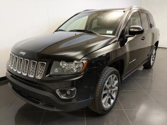2016 Jeep Compass High Altitude Edition - 1370037911