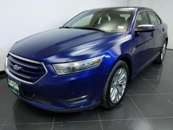 2013 Ford Taurus Limited - 1370037917