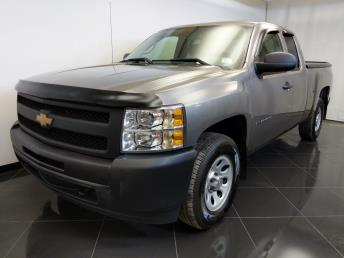 2013 Chevrolet Silverado 1500 Extended Cab Work Truck 6.5 ft - 1370037938