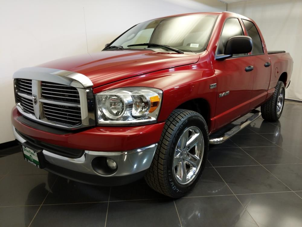 2008 Dodge Ram 1500 Quad Cab Slt 6 25 Ft For Sale In