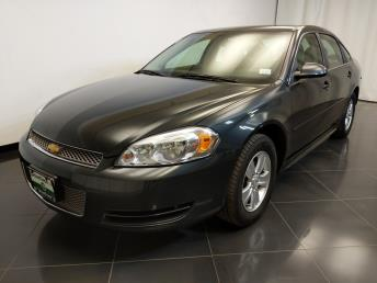 2015 Chevrolet Impala Limited LS - 1370037978