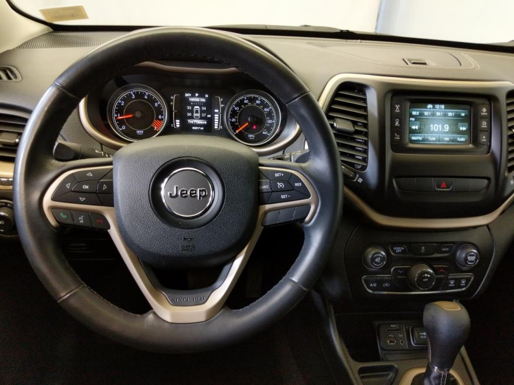 2015 Jeep Cherokee Latitude - 1370038007