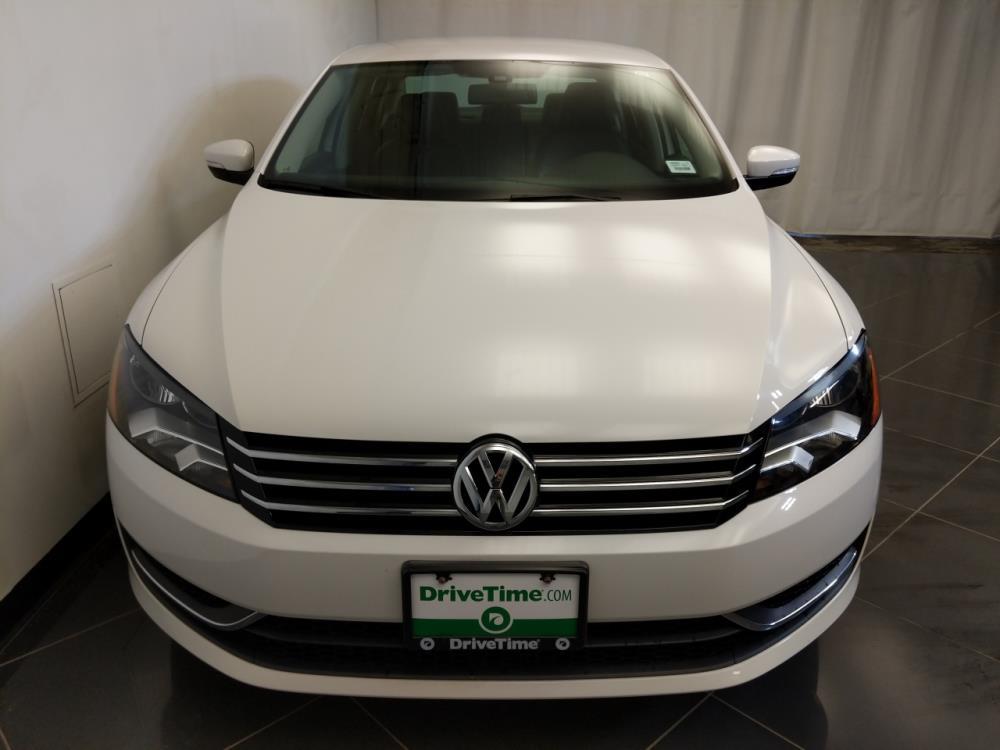 2013 Volkswagen Passat 2.5L SE - 1370038039