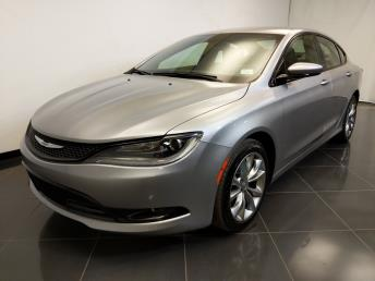 2015 Chrysler 200 200S - 1370038067