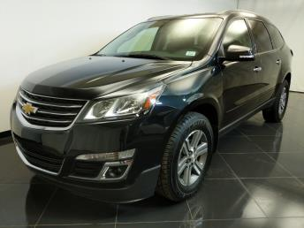 2015 Chevrolet Traverse LT - 1370038106