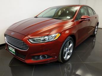 2014 Ford Fusion SE - 1370038127