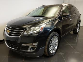 2015 Chevrolet Traverse LT - 1370038169