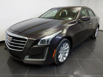 2015 Cadillac CTS 2.0 Luxury Collection - 1370038218