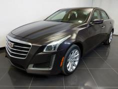 2015 Cadillac CTS 2.0 Luxury Collection