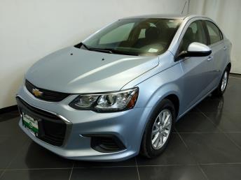 2017 Chevrolet Sonic LT - 1370038223