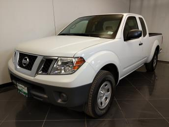 2016 Nissan Frontier King Cab S 6 ft - 1370038238
