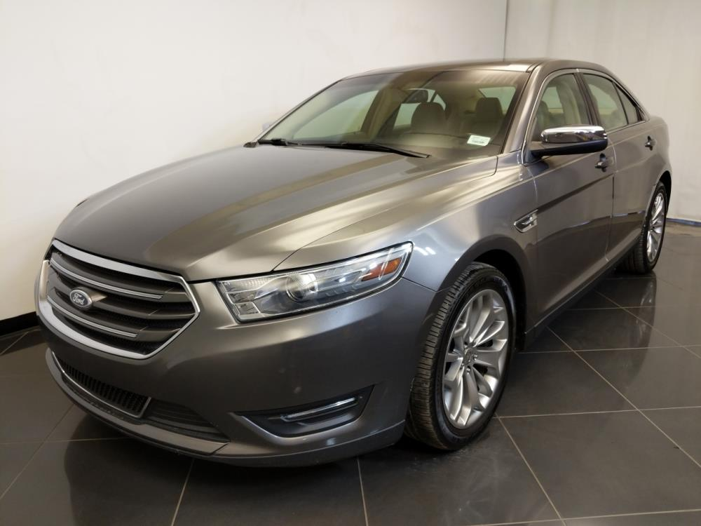 2013 ford taurus limited for sale in chicago in 1370038334 drivetime. Black Bedroom Furniture Sets. Home Design Ideas