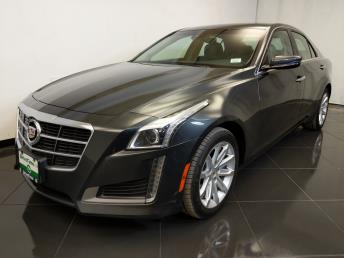 2014 Cadillac CTS 2.0 Luxury Collection - 1370038353