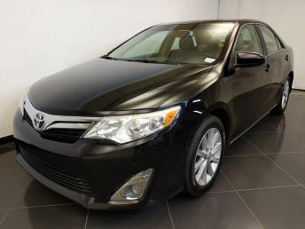 2012 Toyota Camry XLE - 1370038390