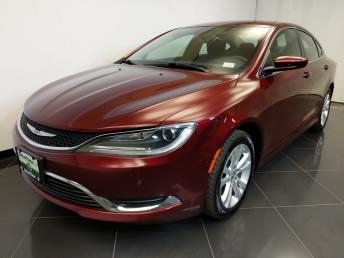 2015 Chrysler 200 Limited - 1370038457