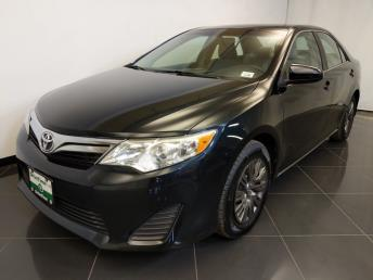 2012 Toyota Camry LE - 1370038491