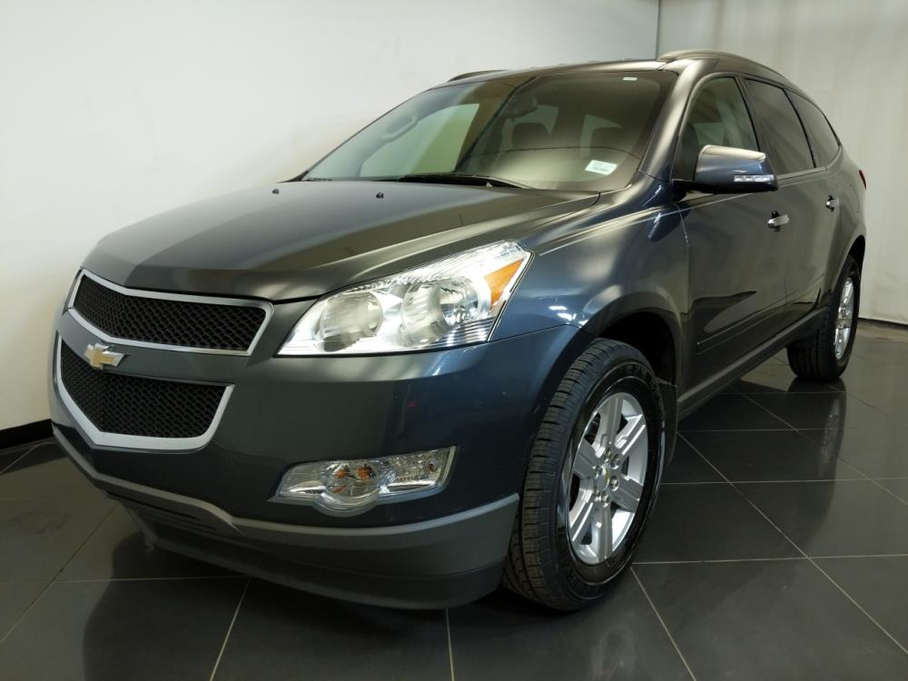 2012 Chevrolet Traverse LT - 1370038501
