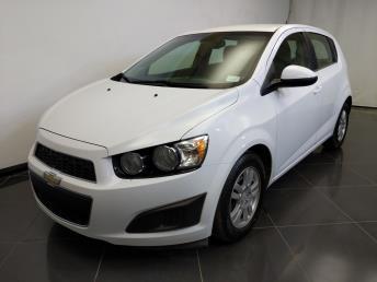 2012 Chevrolet Sonic LT - 1370038517