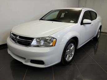 2011 Dodge Avenger Mainstreet - 1370038547