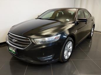 2013 Ford Taurus SEL - 1370038596