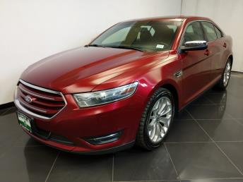2013 Ford Taurus Limited - 1370038598