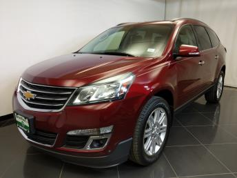 2015 Chevrolet Traverse LT - 1370038648
