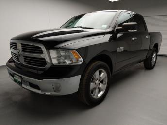2016 Dodge Ram 1500 Crew Cab Big Horn 5.5 ft - 1370038719