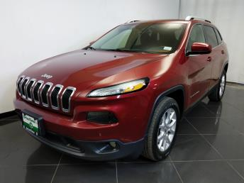 2015 Jeep Cherokee Latitude - 1370038726