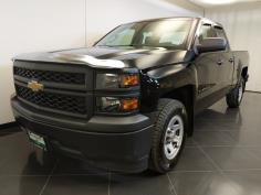 2015 Chevrolet Silverado 1500 Double Cab LS 6.5 ft