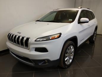 2016 Jeep Cherokee Limited - 1370038752