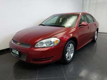 2015 Chevrolet Impala Limited LT - 1370038951