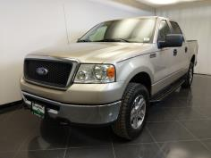 2008 Ford F-150 SuperCrew Cab XLT 5.5 ft