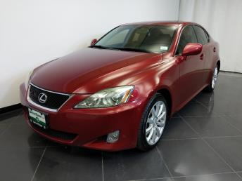 2008 Lexus IS 250 Sport  - 1370038959