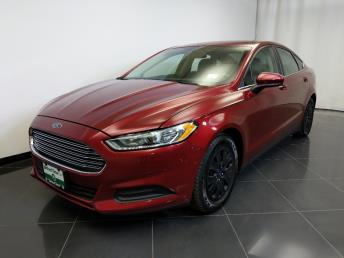 2014 Ford Fusion S - 1370038963