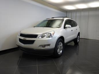 2012 Chevrolet Traverse LT - 1370039020