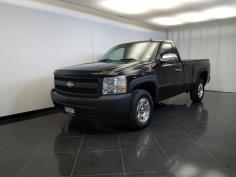 2008 Chevrolet Silverado 1500 Regular Cab Work Truck 8 ft