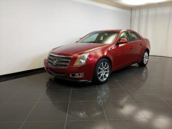2009 Cadillac CTS  - 1370039033