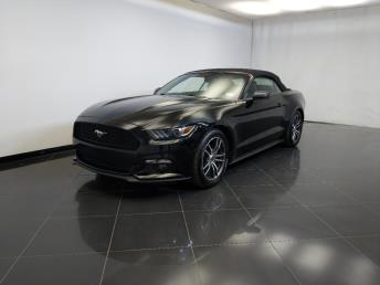 2017 Ford Mustang EcoBoost Premium - 1370039079