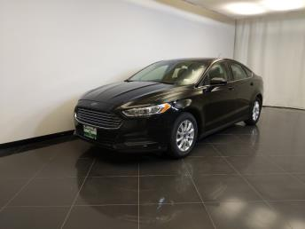 2016 Ford Fusion S - 1370039115