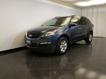 Used 2013 Chevrolet Traverse