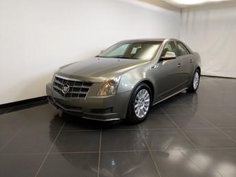 2010 Cadillac CTS  - 1370039167
