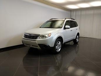 2010 Subaru Forester 2.5 X Premium - 1370039168