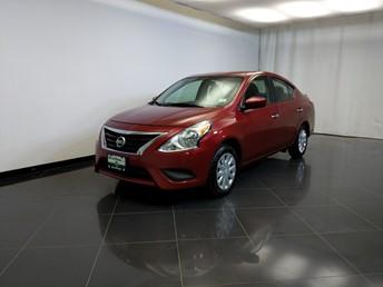 2017 Nissan Versa SV - 1370039194