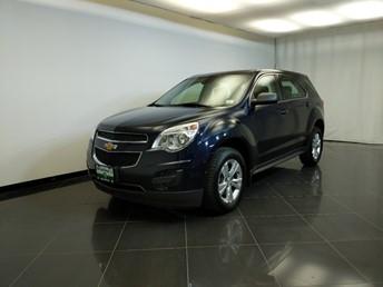 2015 Chevrolet Equinox LS - 1370039197