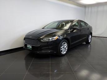 2014 Ford Fusion SE - 1370039219