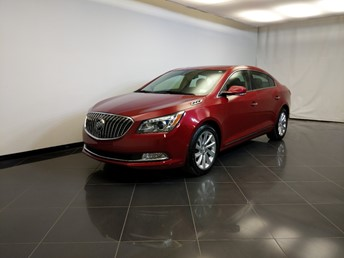 2014 Buick LaCrosse Leather - 1370039235