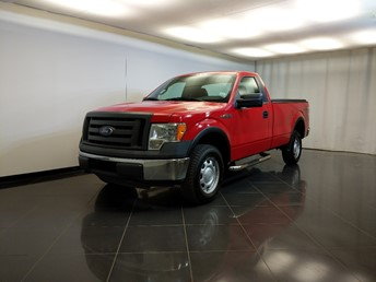 2010 Ford F-150 Regular Cab XL 8 ft - 1370039236