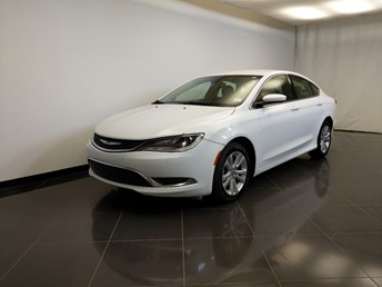 2015 Chrysler 200 Limited - 1370039274